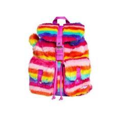 Smiggle Tas Ransel Fluffy Go Girl Backpack