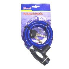 Jual Snail Kunci Helm Besar Ty551E Biru Grosir
