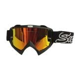 Beli Snail Kacamata Cross Goggles Mx18 Kaca Pelangi Merah Hitam Murah