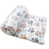 Beli Lembut Hewan Peliharaan Hangat Fleece Blanket Bed Mat Pad Cover Cushion Untuk Kucing Anjing Hewan Intl Murah