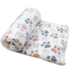 Harga Lembut Hewan Peliharaan Hangat Fleece Blanket Bed Mat Pad Cover Cushion Untuk Kucing Anjing Hewan Intl Baru