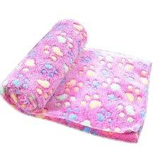 Harga Lembut Hewan Peliharaan Hangat Fleece Blanket Bed Mat Pad Cover Cushion Untuk Kucing Anjing Hewan Intl Termahal