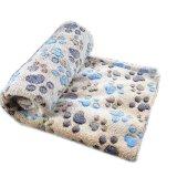 Harga Lembut Hewan Peliharaan Hangat Fleece Blanket Bed Mat Pad Cover Cushion Untuk Kucing Anjing Hewan Intl Yang Bagus
