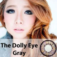 Softlens Dolly Eye Grey (normal) By Grosirsoftlensku.