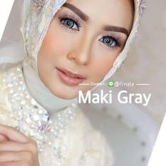 Softlens Dreamcolor1 Maki Grey By Grosirsoftlensku.