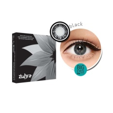 softlens X2 zuhra black (normal)