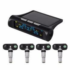 Promo Solar Nirkabel Tpms Tire Tire Pressure Monitor System 4 Sensor Internal Ma1237 Intl
