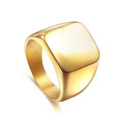 Jual Solid Stainless Steel Ring Band Titanium Pria Pernikahan Perhiasan Cincin Us Ukuran 6 Emas Murah Di Hong Kong Sar Tiongkok