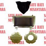 Spesifikasi Sonic 150 R 150R Honda Ori Paket Aksesoris Kit Gold Beserta Harganya