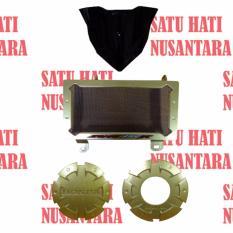 Jual Beli Sonic 150 R 150R Honda Ori Paket Aksesoris Kit Gold Di North Sumatra
