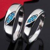 Promo Toko Sovia Jewelry Cincin Kawin Elegan Laz22 Putih