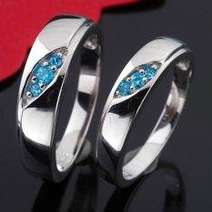 Berapa Harga Sovia Jewelry Cincin Kawin Elegan Laz22 Putih Di Jawa Tengah
