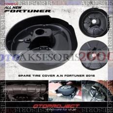 Spare Tire / Cover Ban All New Fortuner 2016 Ori Design