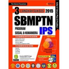 Spesifikasi Spasi Group 3 Langkah Sukses Sbmptn Program Sosial Humaniora Ips Dan Harganya