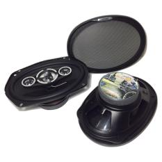 Toko Jual Speaker Oval 6 X9 4Way Hollywood Hw6960 Set