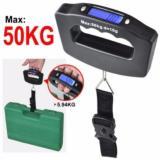 Jual Spesialis Timbangan Koper Digital Traveller Luggage Scale Max 50 Kg Indonesia Murah