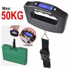 Jual Beli Spesialis Timbangan Koper Digital Traveller Luggage Scale Max 50 Kg Indonesia