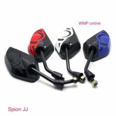 Spion JJ Warna PMS Baut Yamaha Merah WMP-0780