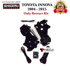 Spion Lipat Elektrik Electric Otomatis Mobil Auto Only Retract Kit Mirror SHIGERU for TOYOTA INNOVA 2004 - 2015