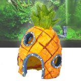 Jual Spongebob Squarepants Nanas Rumah Tangki Ikan Akuarium Ornamen Rumah 14 Cm Internasional Branded Murah
