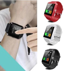 Sport Smart Wrist Watch Bluetooth untuk IPhone Android Ponsel LG Sony-Intl