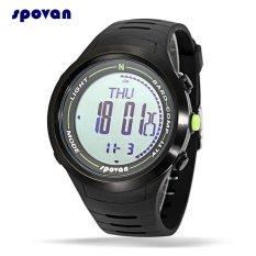 Spek Spovan Leader2G Digital Outdoor Olahraga Watch Altimeter Kompas Barometer Ramalan Cuaca Arloji Putih Intl Indonesia
