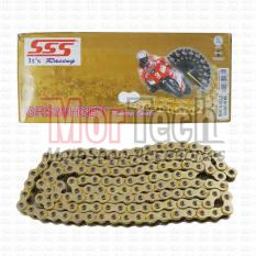 SSS Rantai Motor Heavy Duty for Tiger - 520HSBT-130L Gold