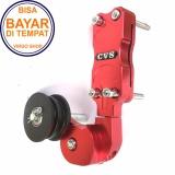 Beli Stabilizer Rantai Cnc Untuk Motor Sport Merk Cvs Untuk Vixion Byson Cb150R Mega Pro Verza Scorpio Tiger Merah Pakai Kartu Kredit