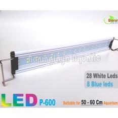 Katalog Starstore Lampu Akuarium Led Yamano P600 Light Aquarium 50 60Cm 9 Watt Led Light Terbaru
