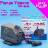 Spesifikasi Starstore Pompa Air Yamano Wp 3800 Kolam Akuarium 2000L Aquarium Water Pump Kolam Hidroponik Terbaru