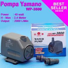 Beli Starstore Pompa Air Yamano Wp 3800 Kolam Akuarium 2000L Aquarium Water Pump Kolam Hidroponik Murah