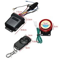 Steelmate 1 Cara Anti Pencurian Sepeda Motor Alarm Sistem Jarak Jauh Mesin Mulai 9 ~ 16 V-Internasional