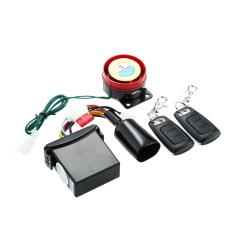 Steelmate 886E 1 Cara Alarm Motor Sistem Tahan Air ECU Motor Mesin Imobilisasi With Modis Pemancar-Internasional