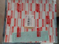 Sticker Stiker Panther Kapsul SMART Original / toyota / honda / nissan / daihatsu / isuzu / mitsubishi / suzuki