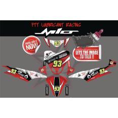 Spesifikasi Sticker Striping Sticker Mio Sporty Qlty A Race Yang Bagus