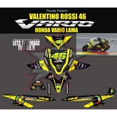 Spesifikasi Sticker Vario Lama Vr46 Konsep