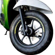 Sticker Velg (Wheel Rim) Hijau – Scoopy New K93