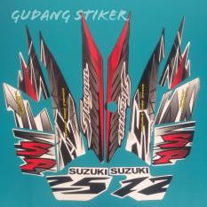 Jual Stiker Motor Shogun Sp 125 2007 Putih Lengkap