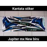 Diskon Striping Jupiter Mx New Exeiter Biru Jawa Barat