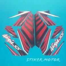 Spesifikasi Stiker Striping Ninja Ss 2015 Merah Online