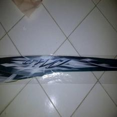 Stiker/Stripping/Lis Body Mio 2009 Hitam