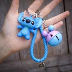 Jual Stitchy Lucu Kartun Mobil Keychain Stitch Gantungan Kunci Pasangan Pria Pinggang Gantung Tas Wanita Liontin Internasional Murah Tiongkok