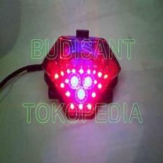 Stop Lamp MX King Lampu Stop MX King Lampu Rem Stoplamp MX King LED