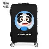 Spesifikasi Stretchable Elastis Travel Luggage Koper Bagasi Pelindung Cover M Bagus