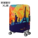 Beli Stretchable Elastis Travel Penutup Pelindung Bagasi Koper Xl Intl Di Tiongkok