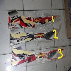 Striping Lis&Stiker Body&Stiker Motor Fizr Force1