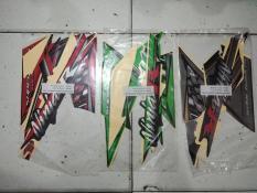 Striping Lis&Stiker Body&Stiker Motor Kawasaki Ninja R 2014