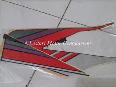 Striping Lis/Stiker Motor Rxking 97 MerahIDR75040. Rp 79.000