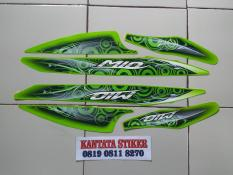 Striping Mio sporty 2011 Hijau