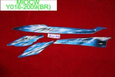 Spesifikasi Striping Stiker List Bodi Mio Sporty 2009 Dan Harganya